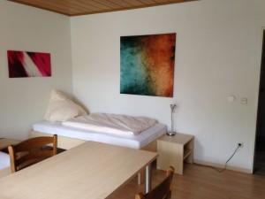 Impressum Monteurzimmer Ferienwohnung Lippstadt Schlafzimmer