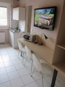 Monteurzimmer Lippstadt Ferienwohnung Lippstadt Küche