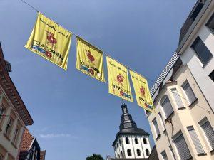 Monteurzimmer Lippstadt Altstadtfest Tourismus Lippstadt