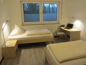 Monteur-2-Bettzimmer Monteurzimmer Ferienwohnung Lippstadt