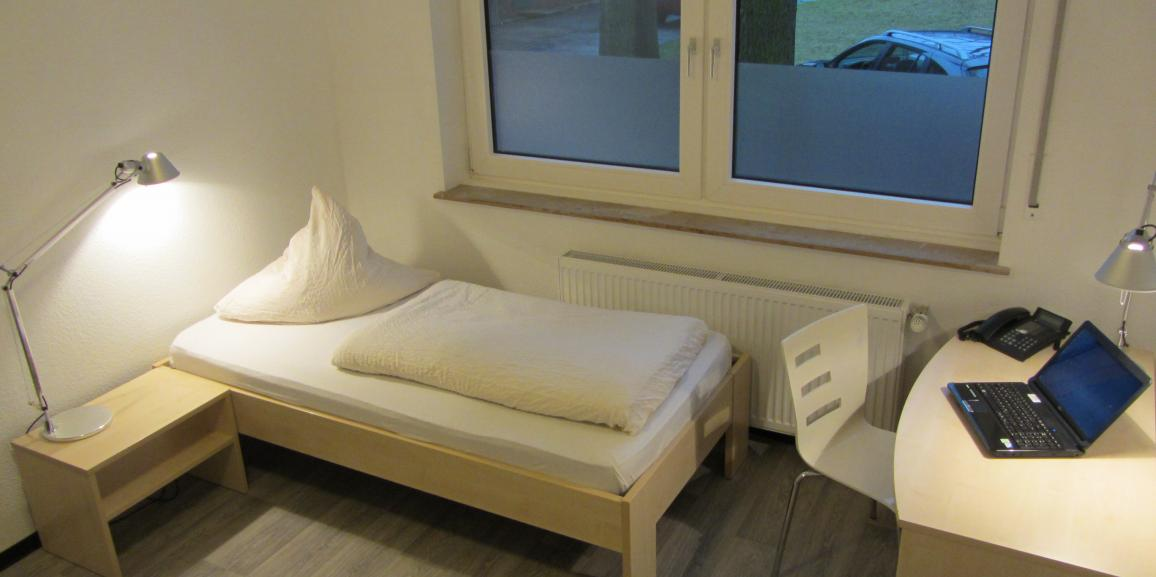 Monteurzimmer Vorteile